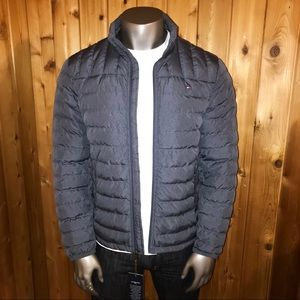 NWT! Tommy Hilfiger Men's Large Down Filled Jacket